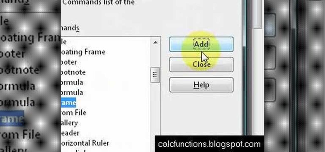 open office writer tutorial pdf