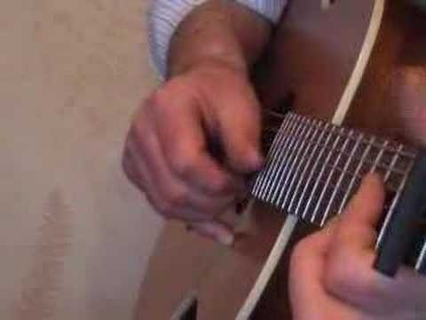 "Play Robert Johnson's ""Kind Hearted Woman Blues"" - Part 1 of 4"