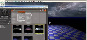 Create a skybox (skydome) with Unreal Developer Kit