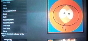 Recreate Kenny from South Park as a Call of Duty: Black Ops playercard emblem