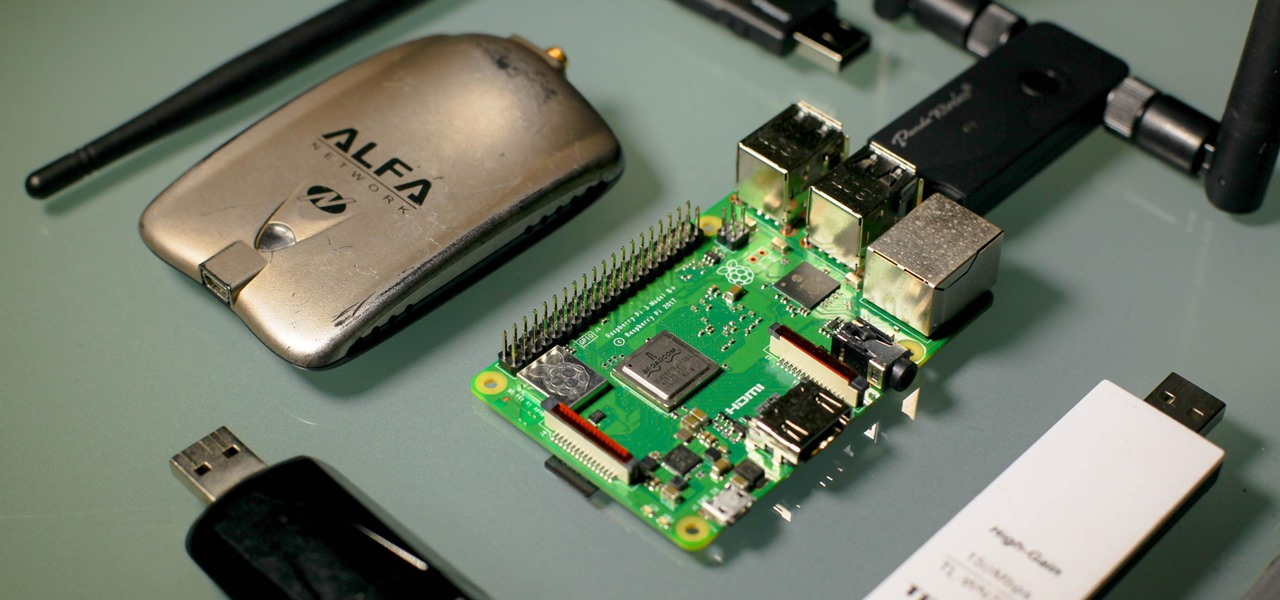 Build a Beginner Hacking Kit with the Raspberry Pi 3 Model B+