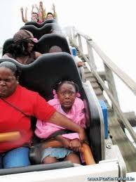 Backwards Roller Coaster Buffer