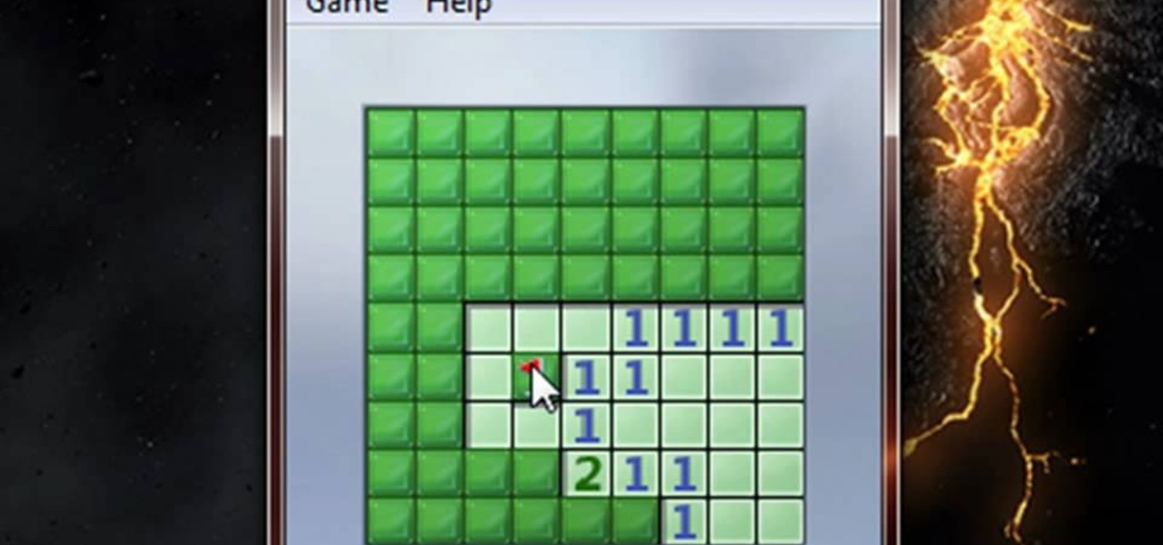 How to Cheat on the Minesweeper game « PC Games :: WonderHowTo