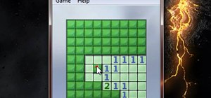 See the ghost mines in Minesweeper
