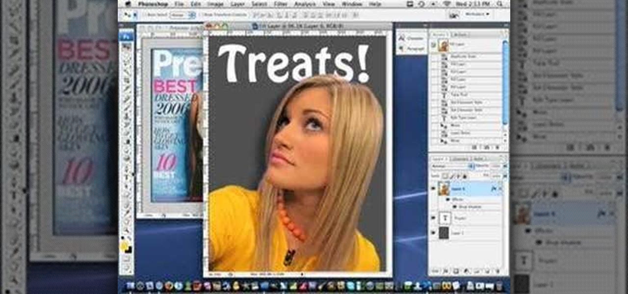 How To Create A Magazine How To Design A Magazine Step 1 Magazine ...