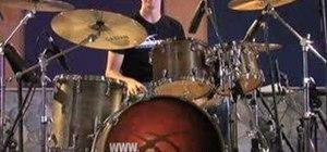 Master bass drum technique