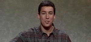 "Play the ""Thanksgiving Song"" by Adam Sandler on the Acoustic Guitar"