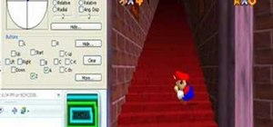 Do a side BLJ in a Super Mario 64 TAS