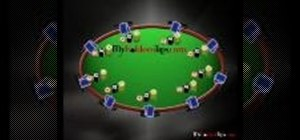 Play in an online Texas Hold 'Em tournament