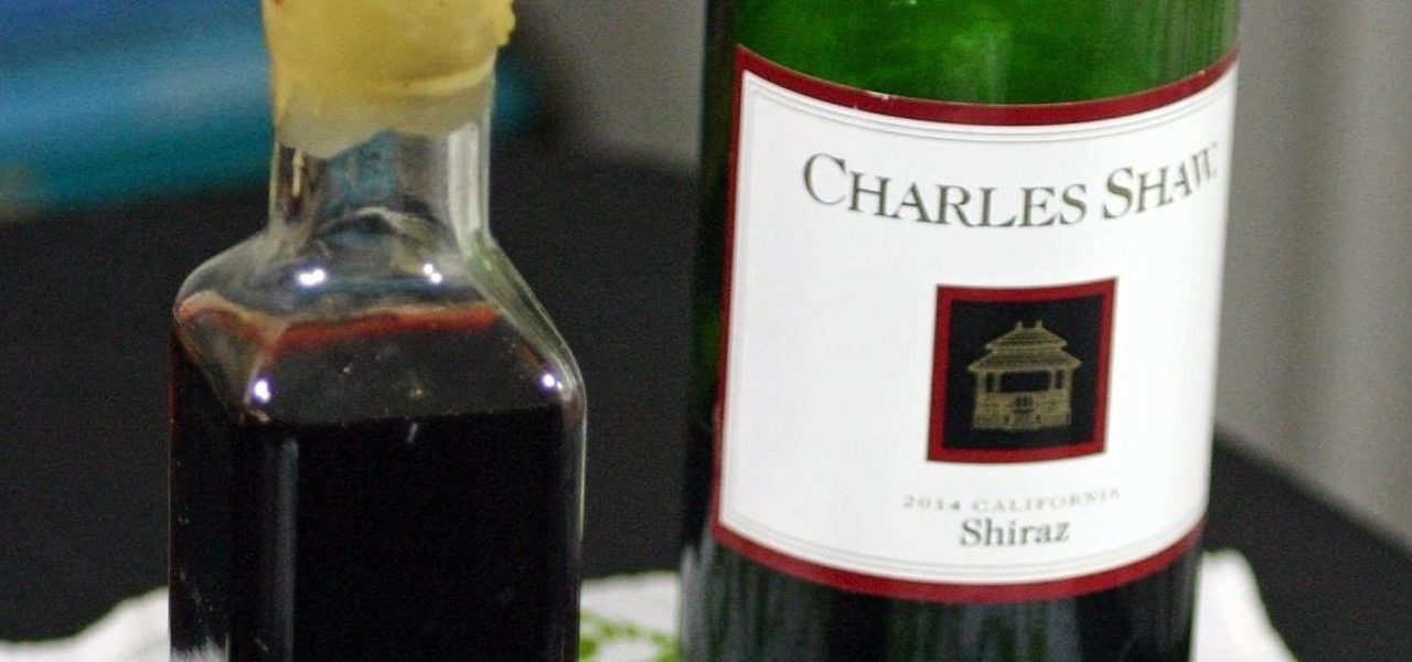 Save That Old, Opened Wine in Your Fridge by Making Homemade Vinegar