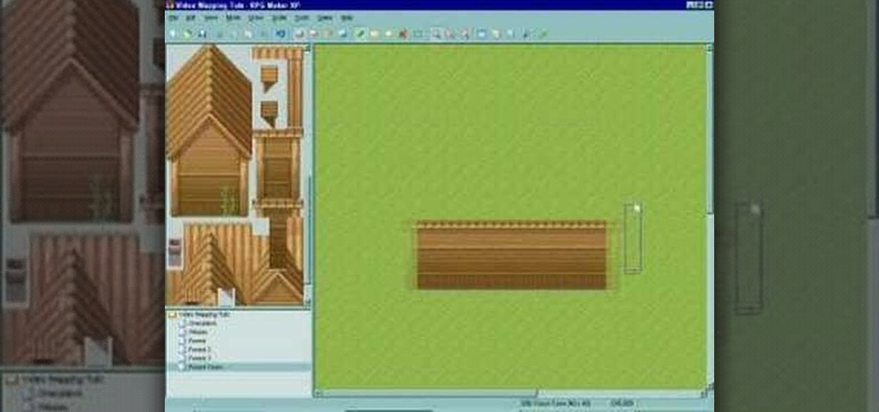 How to Use the Forest Town tileset in RPG Maker XP (RMXP) « Software