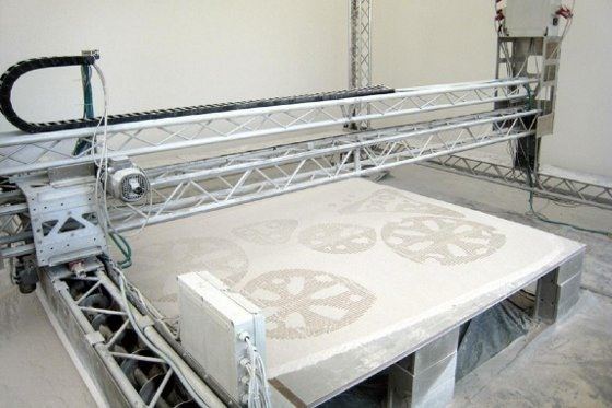 MEGA 3D Printer To Create World's First Printed Building
