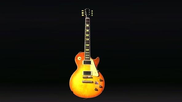 My Gibson Les Paul Classic