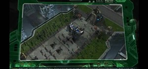 Media Blitz in StarCraft 2 single player campaign mode