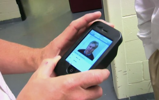 Police Use iPhones to ID Suspects via Face, Iris and Fingerprint Scans