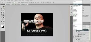 Use some of the different image effects and layer styles in Adobe Photoshop
