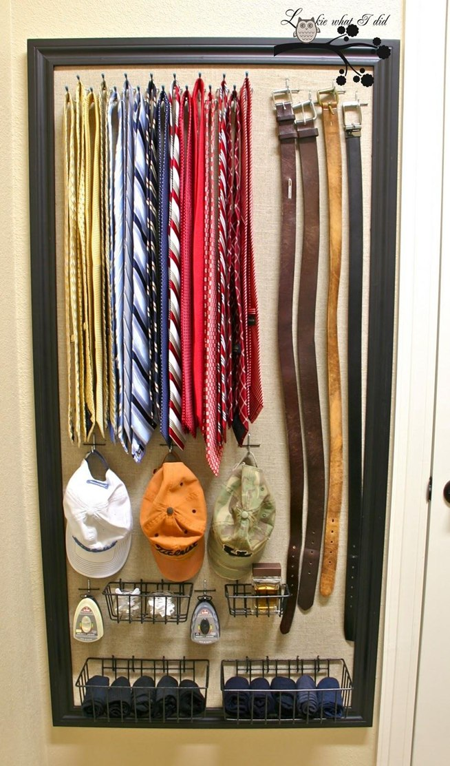 Organize Your Clothes 10 Creative And Effective Ways To Store And Hang Your Clothes: 10 Beautiful DIY Ways To Declutter Your Closet « MacGyverisms