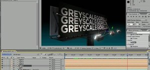 Export a scene from Cinema 4D to Adobe After Effects