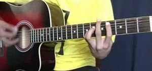"Play ""Final Day"" by Tokio Hotel on guitar"