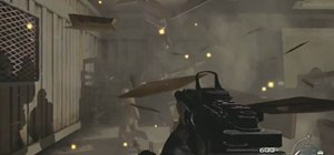 Get the Knock-knock achievement in Modern Warfare 2