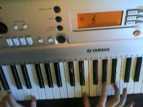 "Play Miley Cyrus' ""The Climb"" on the piano with chords"