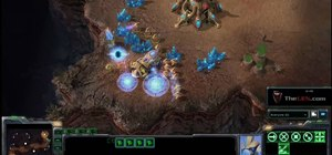 Use the Photon Cannon Rush cheese build order for Protoss in StarCraft 2
