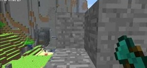 Create your own infinite cobblestone generator in Minecraft