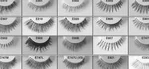 Apply Eyelashes (The Fast and Easy Way)