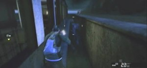 Get out of the map in Splinter Cell: Conviction Demo
