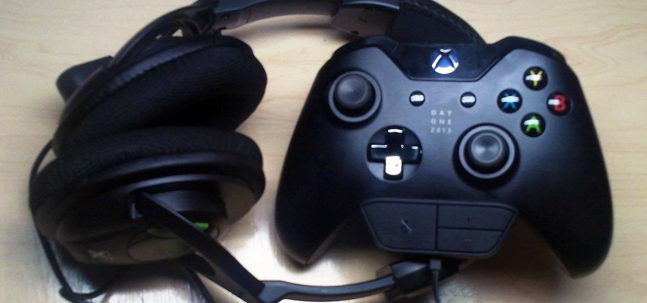 Use Your Xbox 360 Headset with Your Xbox One Controller