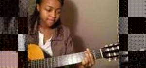 "Play ""My Happy Ending"" by Avril Lavigne on the guitar"