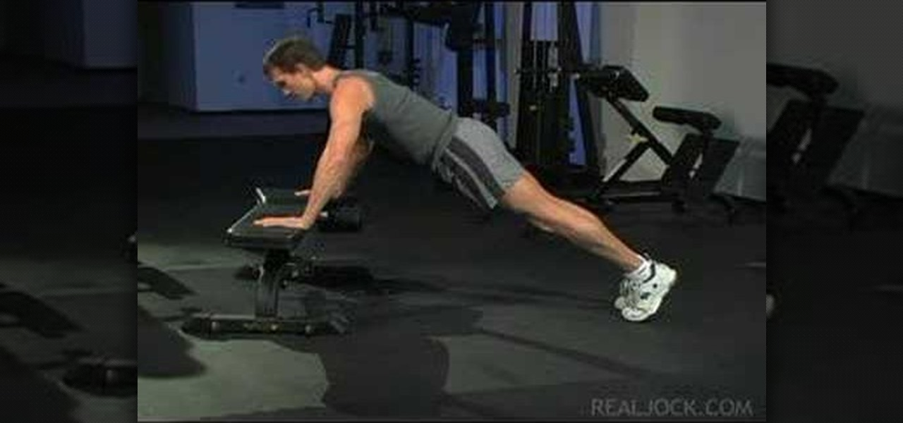 how to do flat bench push ups 171 body sculpting