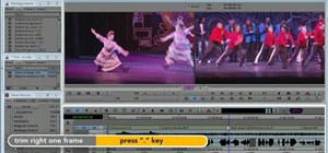 Use A-side single roller trims in Media Composer 5