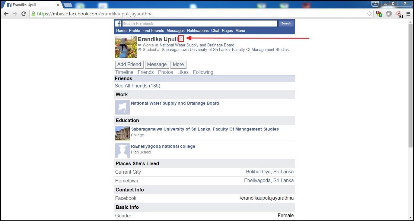 How to Find Who Is Using Facebook via Mobile