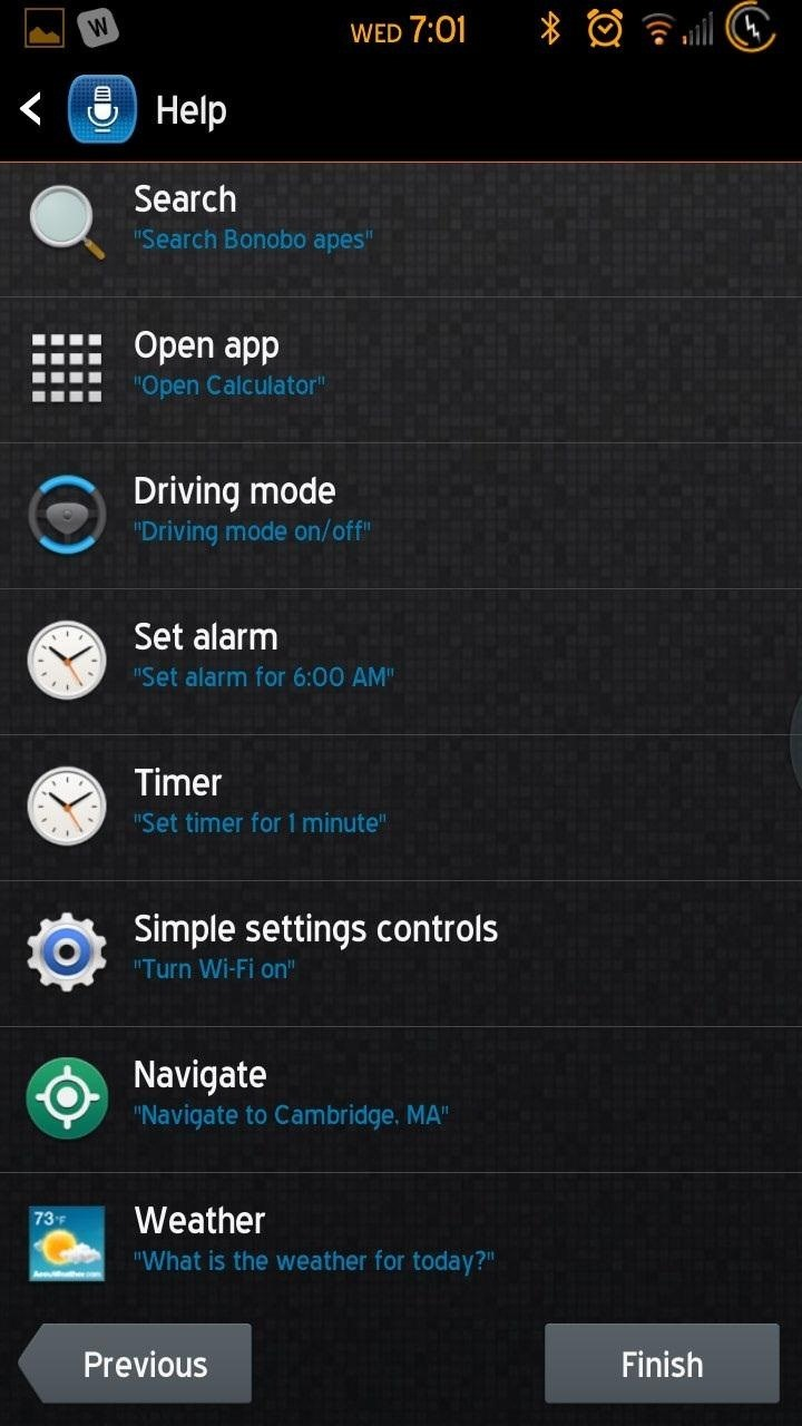 new application for samsung galaxy s3