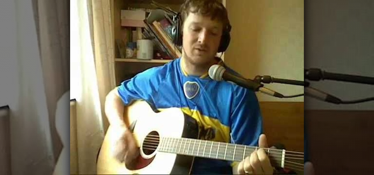 """How to Play """"Songbird"""" by Oasis on acoustic guitar � Acoustic Guitar"""