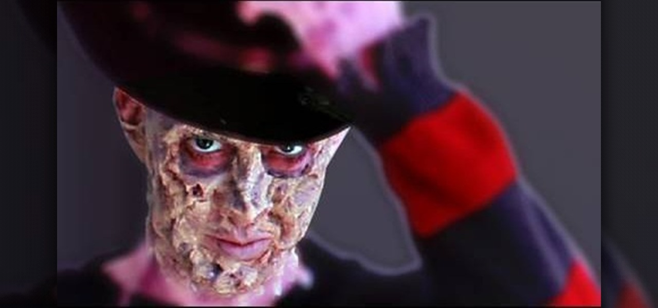 How To Paint Freddy Krueger Halloween Nails « Halloween Ideas ...