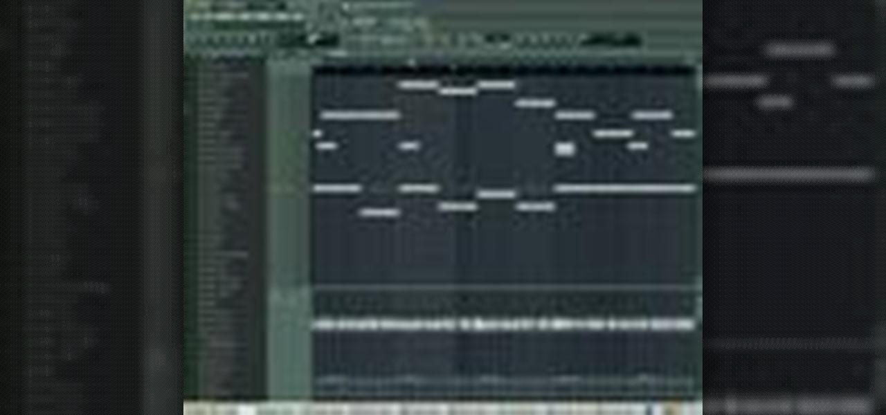 How To Remix Still Dre In Fl Studio 7 Fl Studio Wonderhowto