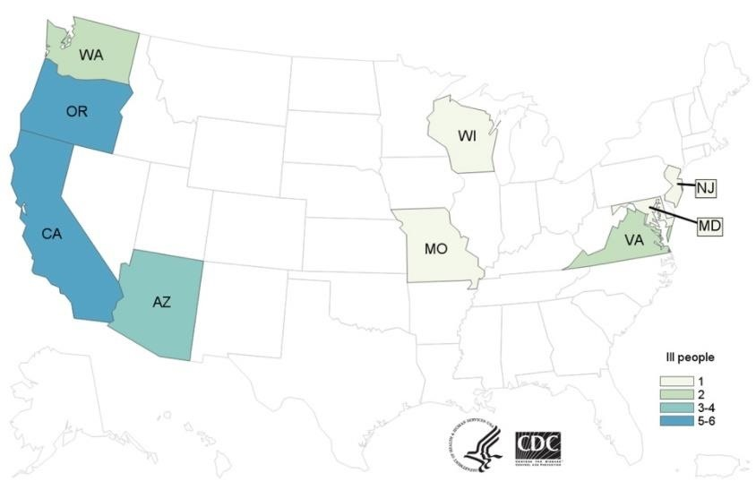 I.M. SoyNut Butter E. Coli Outbreak Update—7 More Sickened, from 4 States