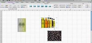 Visual Basic Microsoft Graph Objects