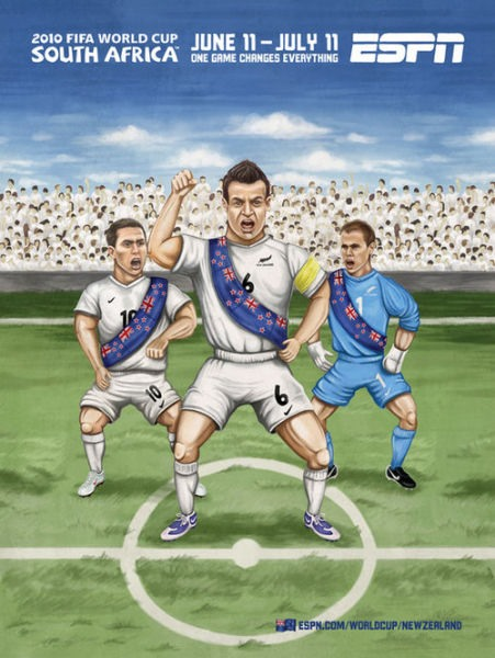 32 Amazing Murals Depicting Each & Every World Cup Team