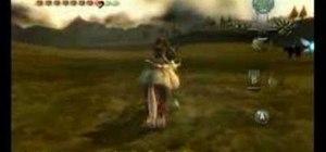 Beat Horse Gannon Zelda Twilight Princess