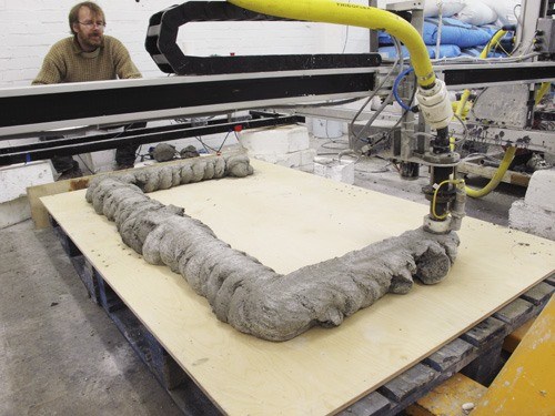 HowTo: Print Cement