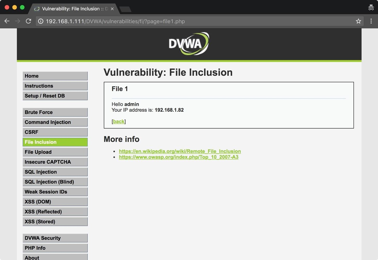 How to Exploit PHP File Inclusion in Web Apps « Null Byte :: WonderHowTo