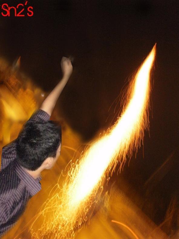 Fireworks Photography Challenge: Fireworks