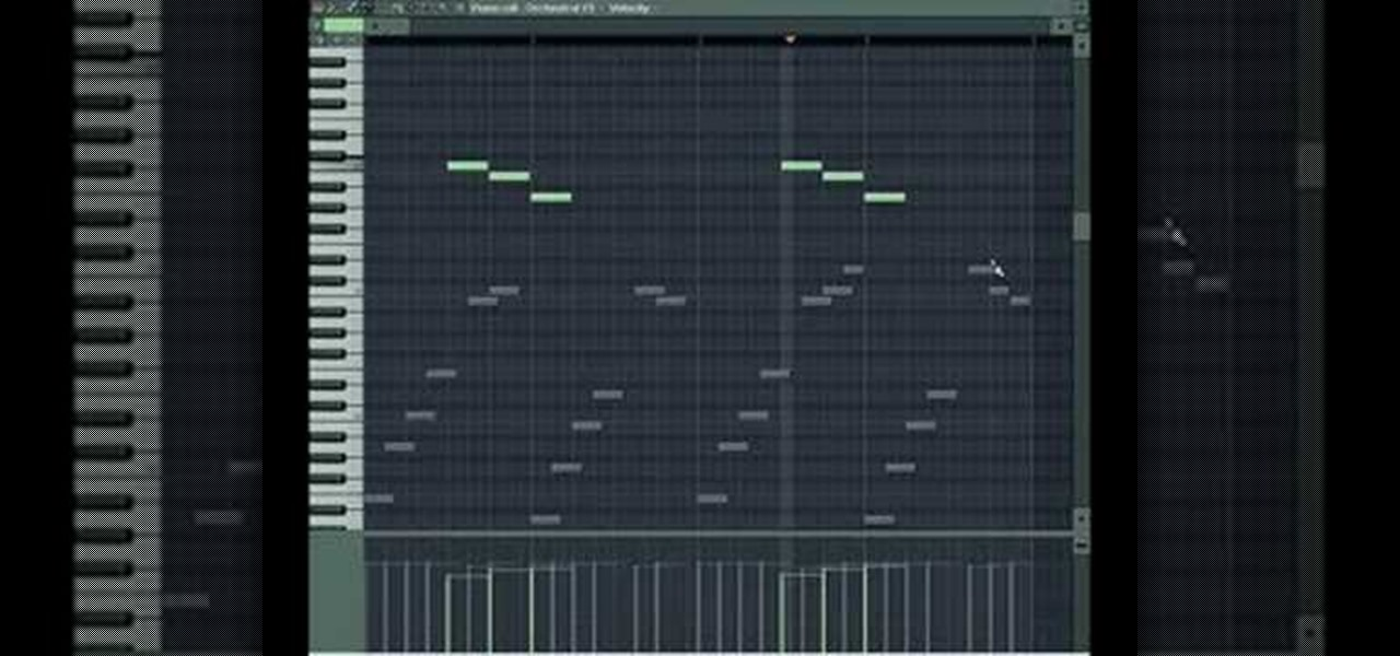 How to Compose a cool hip hop beat in FL Studio 7 « FL Studio