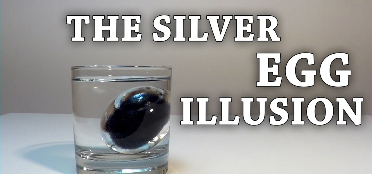 The Silver Egg Illusion