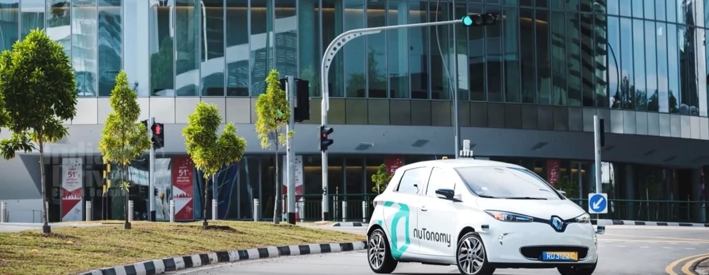 Partnership with nuTonomy Expands Lyft's Asian Footprint