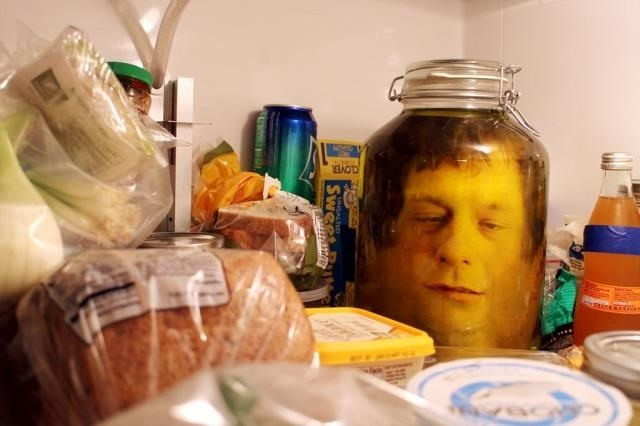 How to Pull the Decapitated Shrunken Head in a Jar Prank