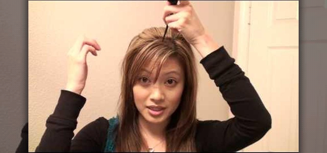 how to do vanessa hudgens bohemian hair in seventeen mag